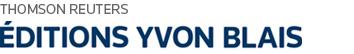 Éditions Yvon Blais, une société Thomson Reuters