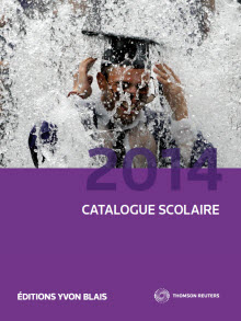 Catalogue scolaire 2014